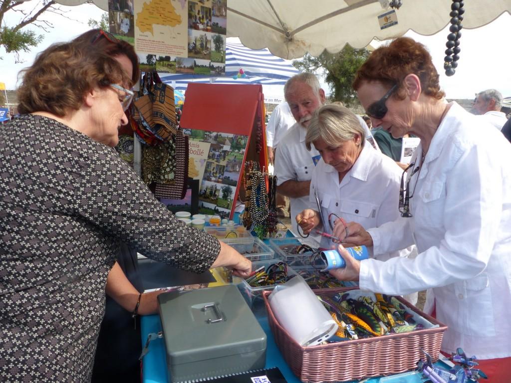 Amis d'Arbollé - Fête des associations - septembre 2016