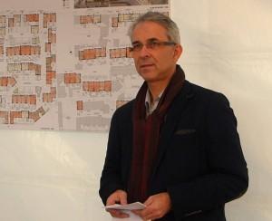 Philippe Vaulet - Architecte Cabinet GDV - 12 décembre 2016