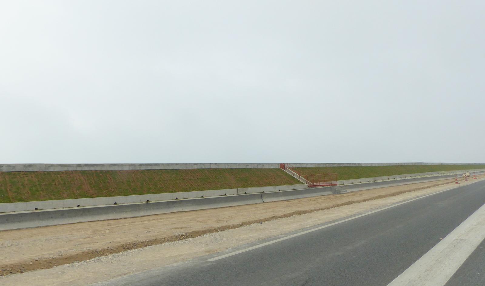 Ile de Ré - Digue du Boutillon - 20 décembre 2016