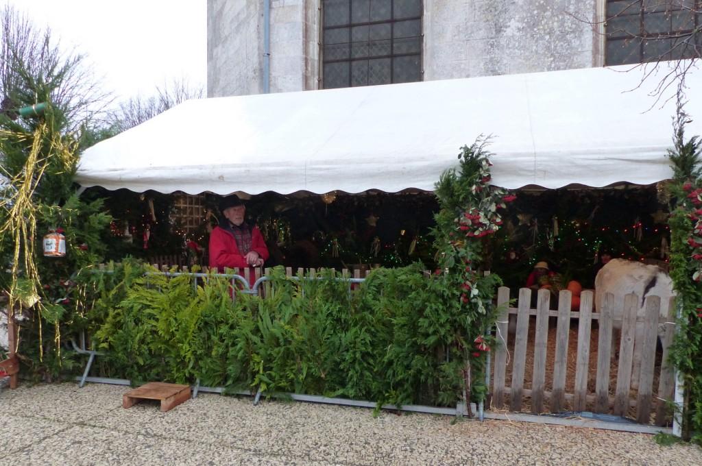 Saint-Martin de Ré - Crèche vivante - 21 décembre 2016