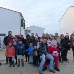 Le Père Noël aux Brises Marines d'Ars