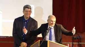 Lionel Quillet et Olivier Falorni - 17 janvier 2017