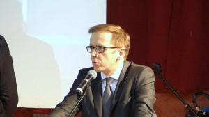 Eric Jalon - Préfet Charente-Maritime - 13 janvier 2017