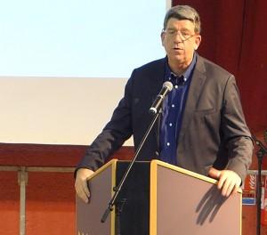 Lionel Quillet - Président de la CDC - 13 janvier 2017