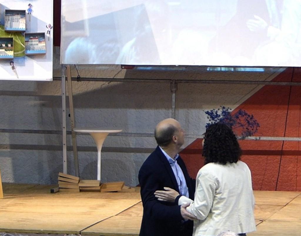 Voeux CDC 2017  - Conservatoire du Littoral - Chardon bleu