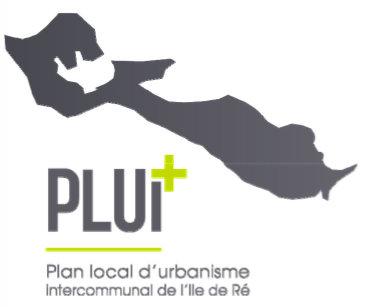 Logo PLUi Ile de Ré