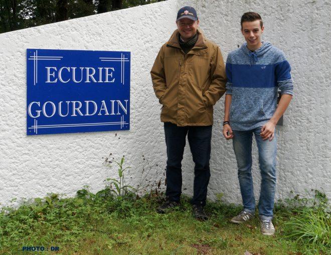 Charles Gourdain et Damien Morin - 17 septembre 2016