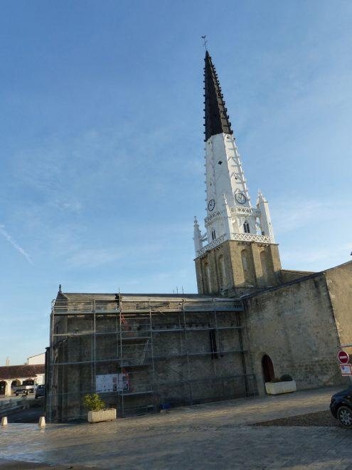 Ars-en-Ré - Eglise - 5 décembre 2016