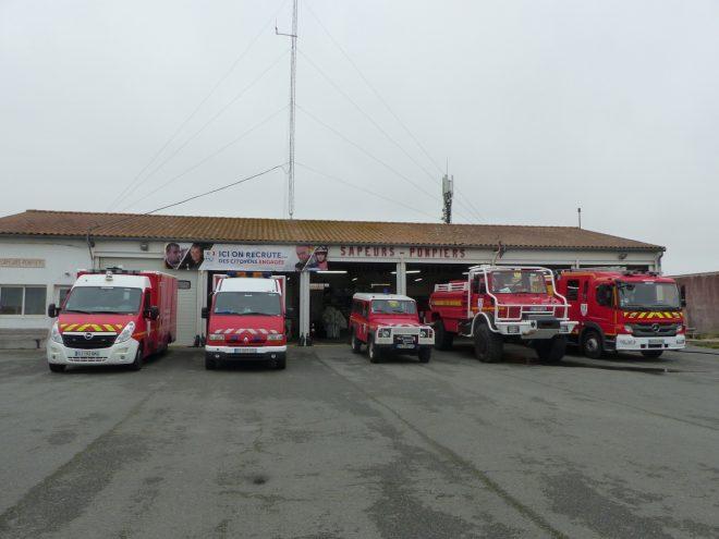 Ars - Caserne de pompiers - 12 février 2017