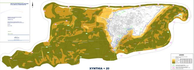 oix - Carte aléas février 2017 - Xynthia + 20