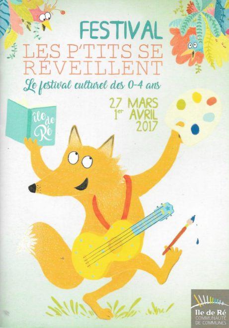 5ème Festival Les P'tits se réveillent - mars 2017