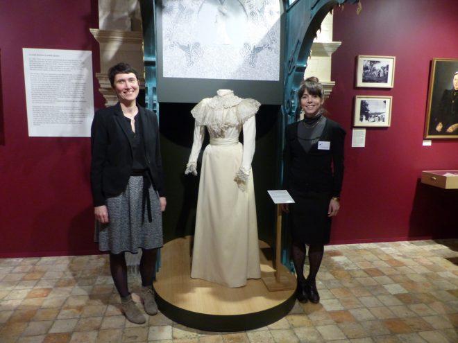 Expo Au Chic Rétais - Musée Ernest Cognacq - avril 2017