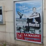 Guillaume Meurice emballe le peuple de la Maline
