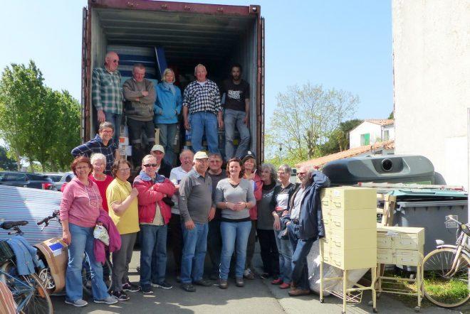 Ars - Container Arbollé - 3 mai 2017
