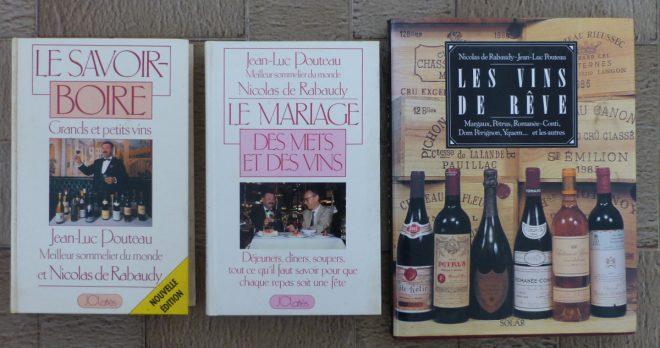 Livres de Jean-Luc Pouteau