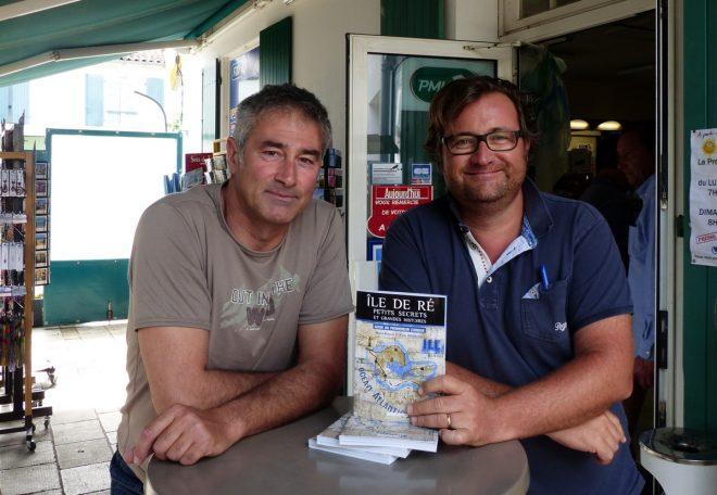 Hervé Roques et Yann Werdefroy - 28 mai 2017