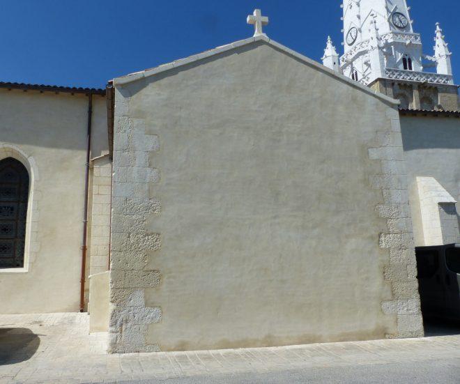 Ars-en-Ré - Eglise - 15 juin 2017