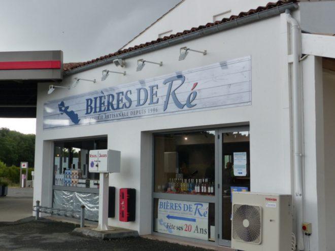 Sainte-Marie de Ré - Bières de Ré - 28 juin 2017
