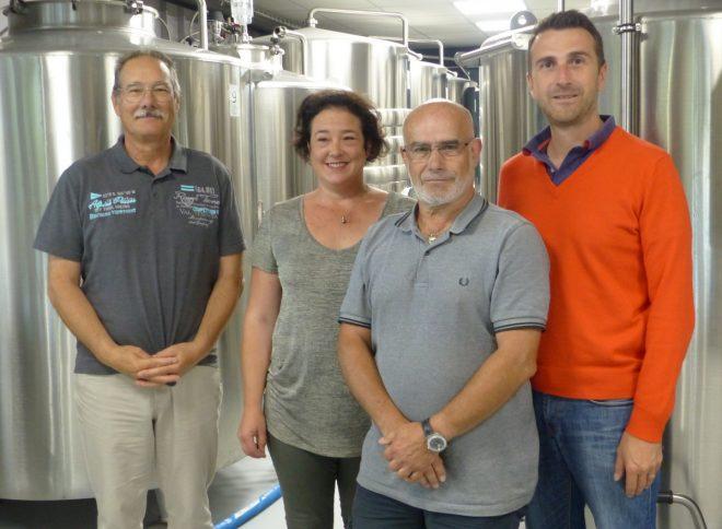 Bière Les Anes du Pertuis - juin 2017