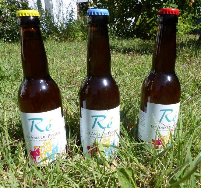 Bière Les Anes du Pertuis - 8 août 2017