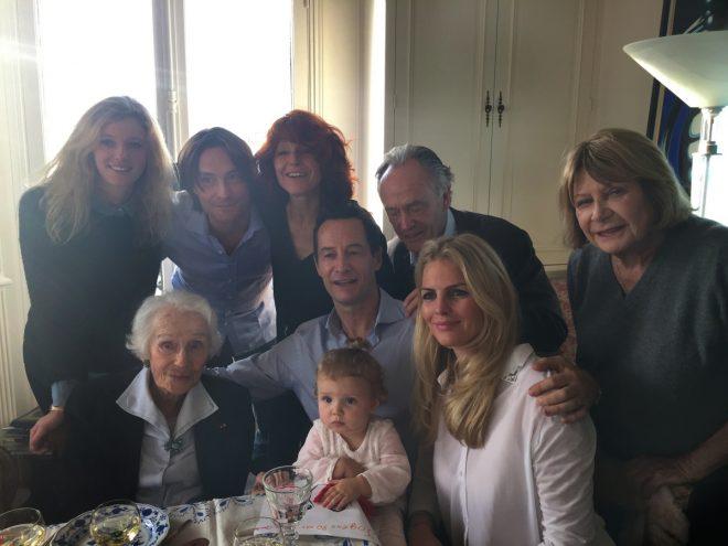 Famille Casadesus - Décembre 2015