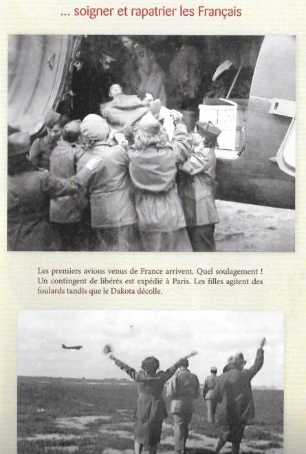 Escadron bleu - Madeleine Pauliac, l'insoumise par Philippe Maynial
