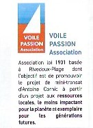 Logo Voile Passion - Septembre 2017