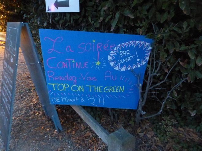 Jazz au Phare - Top of the Green - 13 août 2017