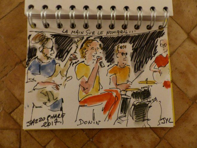 Jazz au Phare - Donin- Août 2017