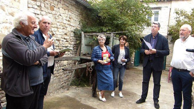 Jean-Claude Héraudeau - 6 septembre 2017