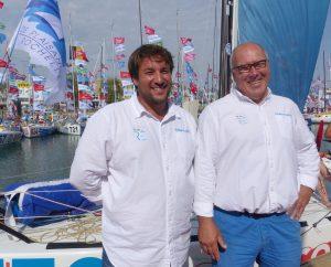 Antoine Cornic et Christian Karcher - 29 septembre 2017