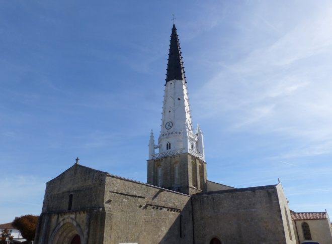 Eglise d'Ars-en-Ré - 7 octobre 2017