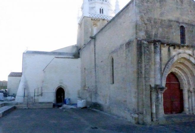 Ars-en-Ré - Eglise - 31 octobre 2017