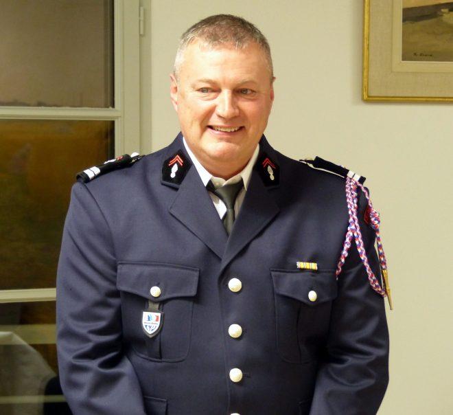 Lieutenant Bruno Garnier - 15 décembre 2017