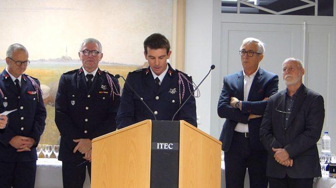Clément Dardillac - Lieutenant du CPI des Ports-en-Ré - 15 décembre 2017bre 2017