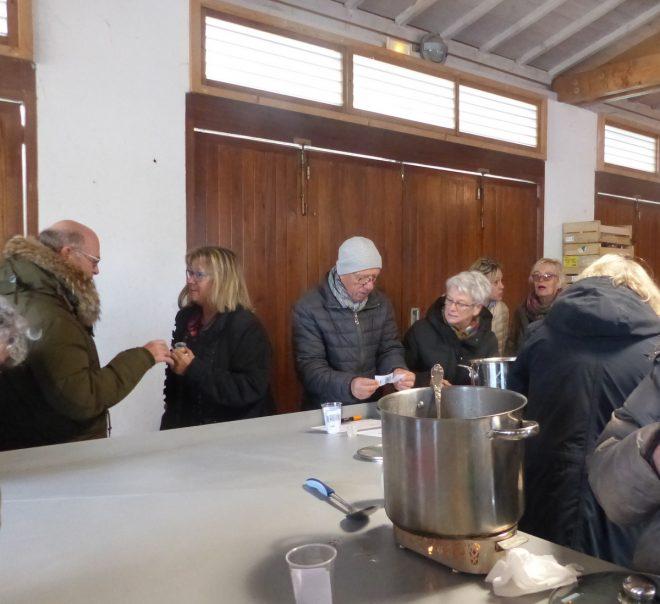 La Rochelle Restaurants Menu Nouvel An