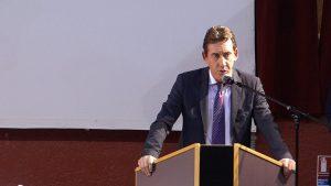 Fabrice Rigoulet-Roze, Préfet de Charente-Maritime - 18 janvier 2018