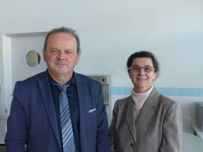 Collège Saint-Martin de Ré - Eliane Longeville et Jean-Yves Sanchez-Opériol - 27 janvier 2018