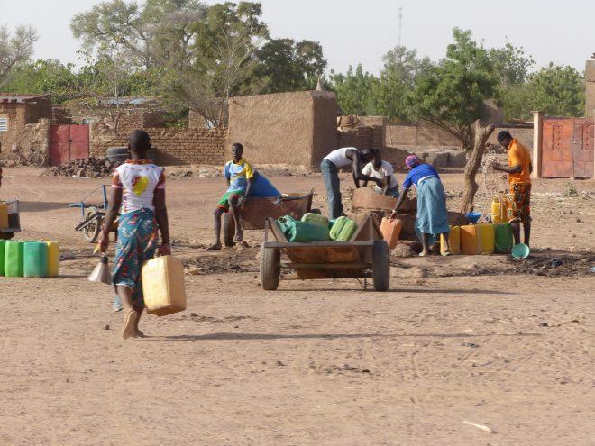 Burkina Faso - Arbollé - 9 février 2018