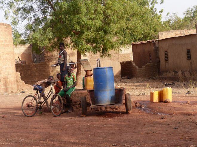 Burkina Faso - Arbollé - 14 février 2018