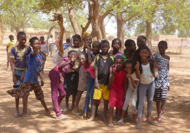 Burkina Faso - Arbollé - 28 février 2018
