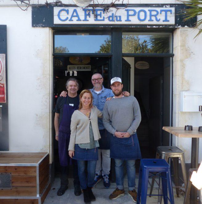 Ars - Equipe Café du Port - 29 mars 2018