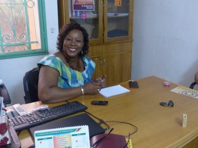 Kady Traoré - Fondation L'Occitane - 15 février 2018