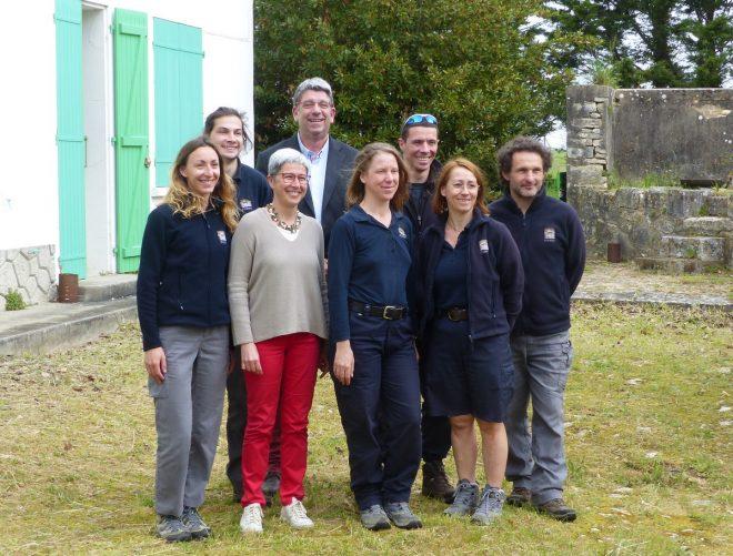 Ecogardes de l'île de Ré - 25 avril 2018