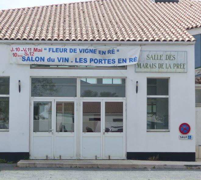 Les Portes-en-Ré - Fleur de Vigne en Ré - mai 2018