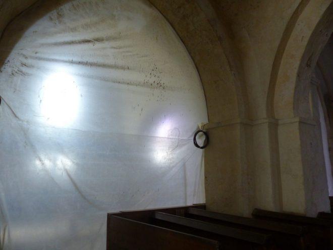 Ars-en-Ré - Travaux église - Anti-Humidité - 18 juin 2018