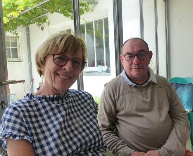 Dominique et Maurice Lardet - Juin 2018