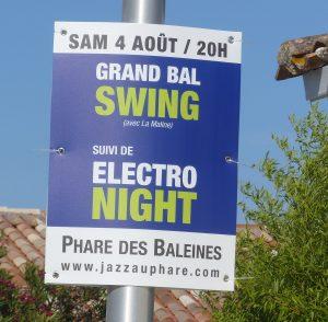 Bal swing - Jazz au Phare 2018