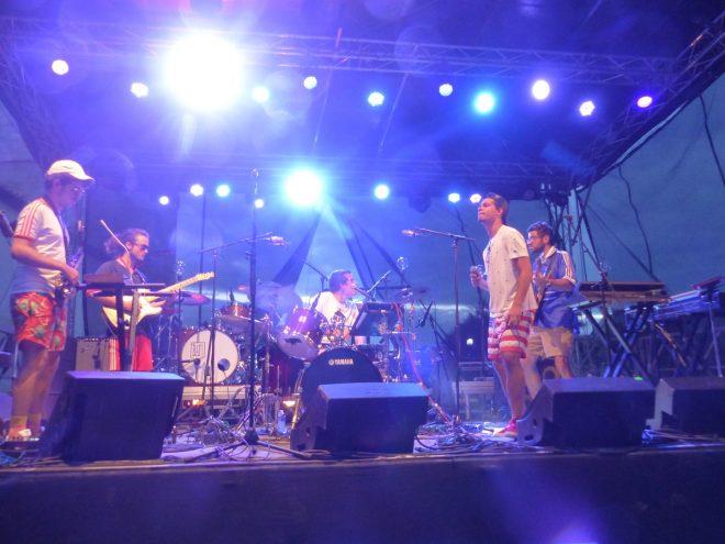 Jazz au Phare - Pimperz - 8 août 2018