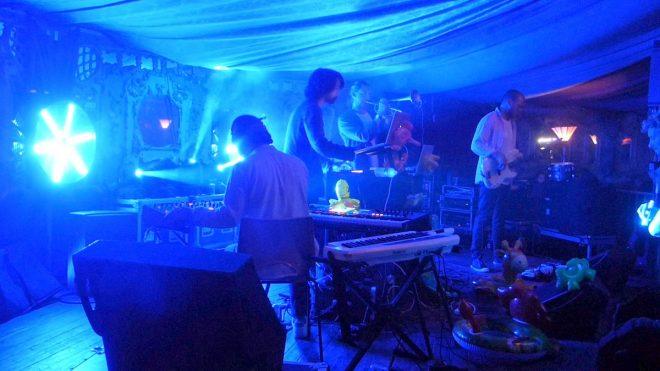 Jazz au Phare - Formidable - 8 août 2018